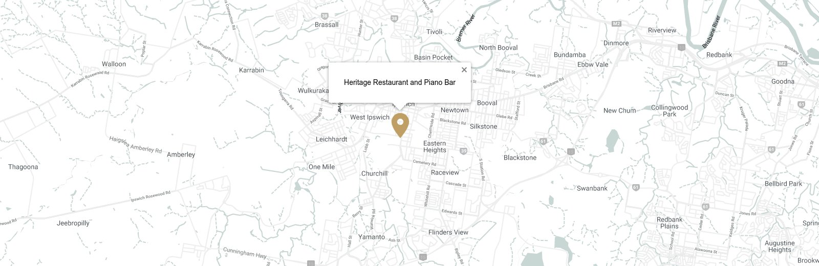 Heritage Restaurant & Piano Bar